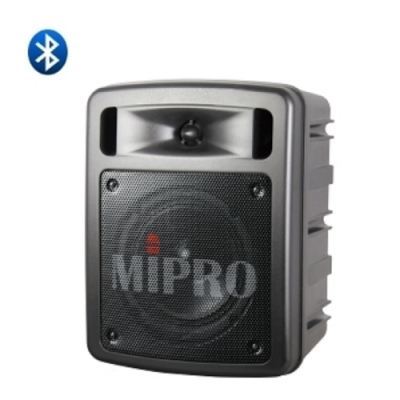 MIPRO MA-303DB 藍芽最新版肩掛式雙無線喊話器