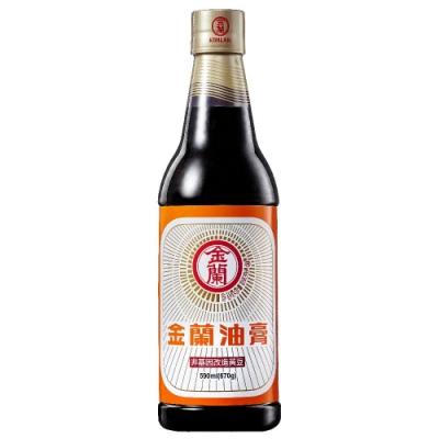 金蘭食品 金蘭油膏 590ml