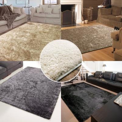 范登伯格 - 嘉百莉 混織長絨毛進口地毯 (5色可選 - 200x290cm)