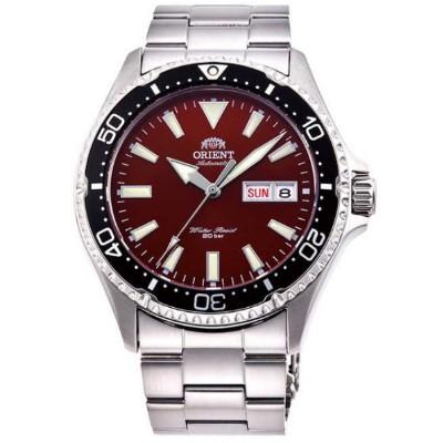 ORIENT 東方錶 怒海潛將 藍寶石鏡面 機械錶(RA-AA0003R)紅水鬼/42mm