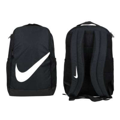 NIKE 後背包-雙肩包 旅行包 肩背包 BA6029-010 黑白
