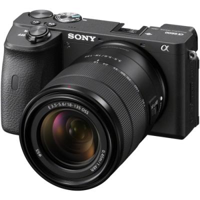 SONY 數位單眼相機 ILCE-6600M (A6600M) 變焦鏡組(公司貨)