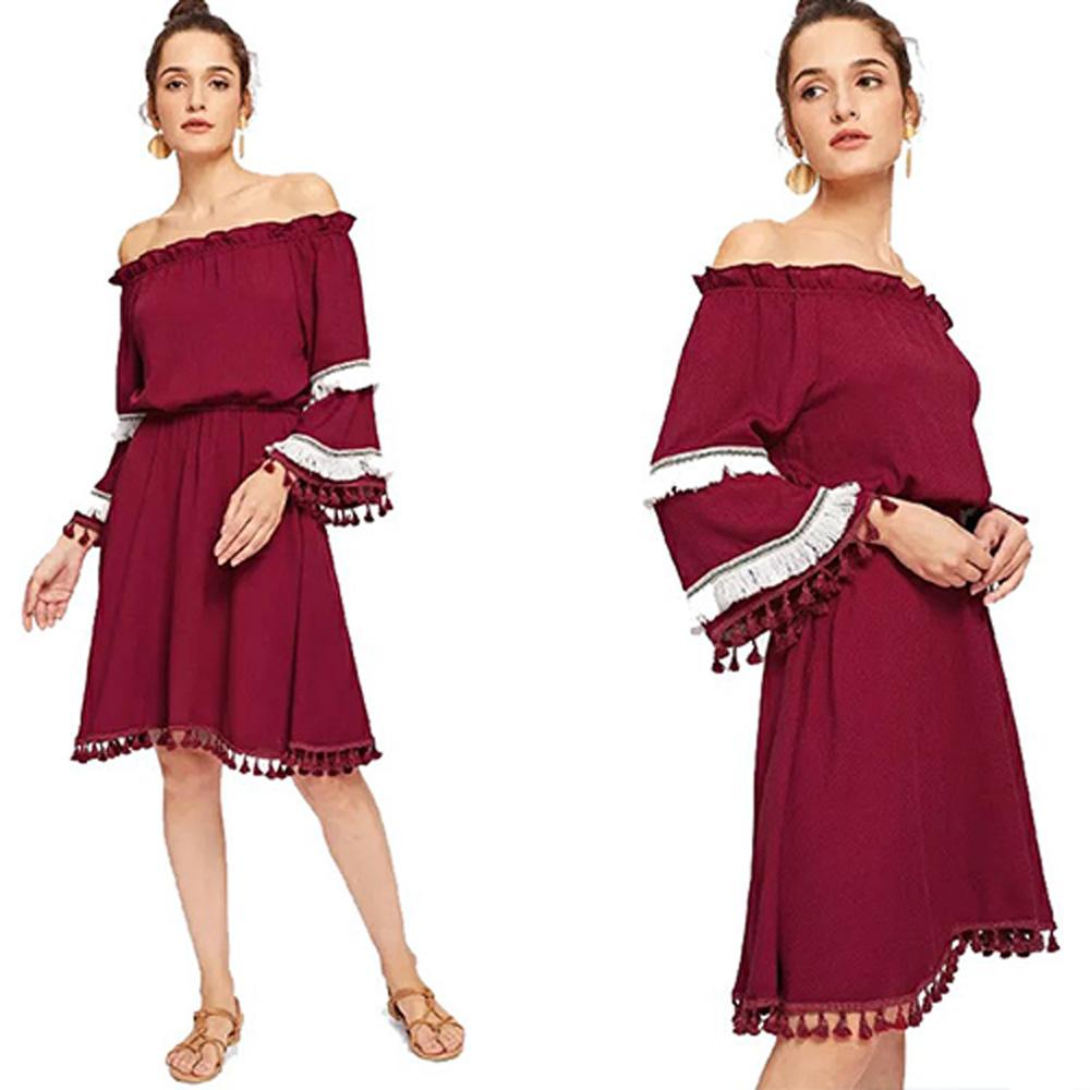 【KEITH-WILL】追加款甜美誘惑潮洋裝