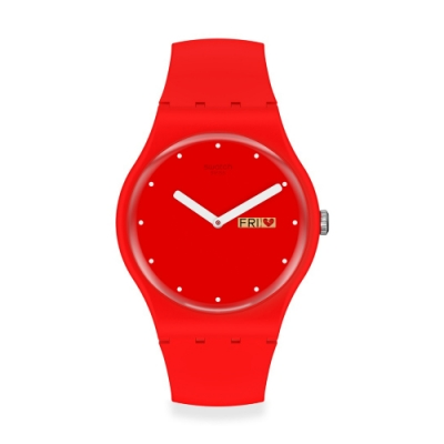 Swatch New Gent 原創系列 P(E/A)NSE-MOI-41mm