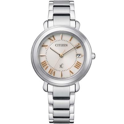 CITIZEN 星辰 xC 純粹時光光動能時尚腕錶(EO1200-52A)33mm