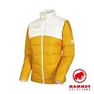 【Mammut】Whitehorn 羽絨外套 黃/白 女款 #1013-01070