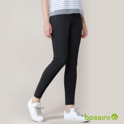 bossini女裝-輕鬆長褲02灰