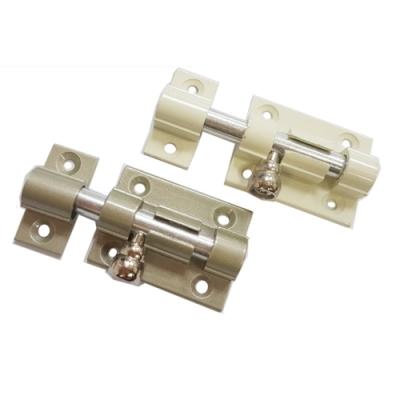 HE009 鋁製平閂/落地門閂座/栓座/門閂/門栓/小橫閂/橫栓