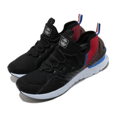 Nike 慢跑鞋 Jordan React Havoc 男鞋 輕量 舒適 避震 巴黎日耳曼 襪套 黑 藍 CT6489001