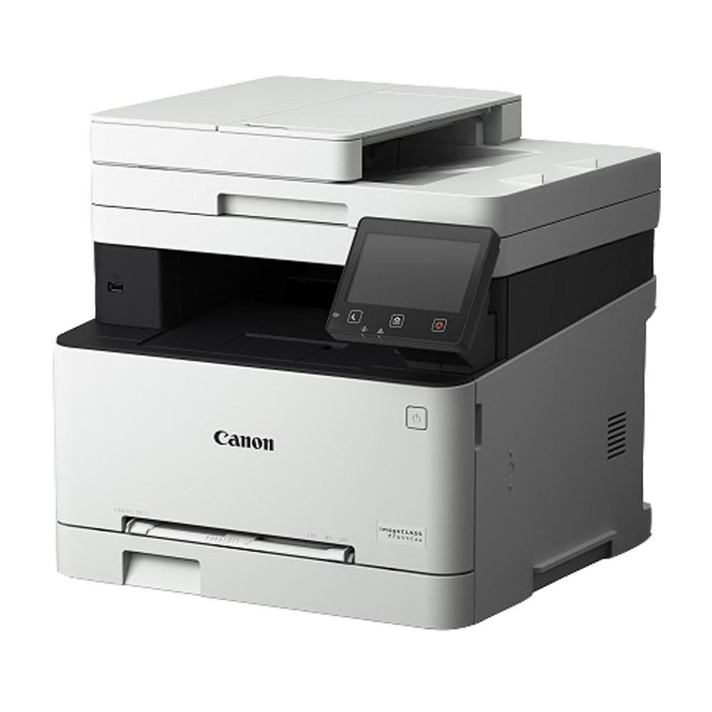佳能 Canon imageCLASS MF644Cdw 彩色雷射傳真複合機 贈A4紙一包
