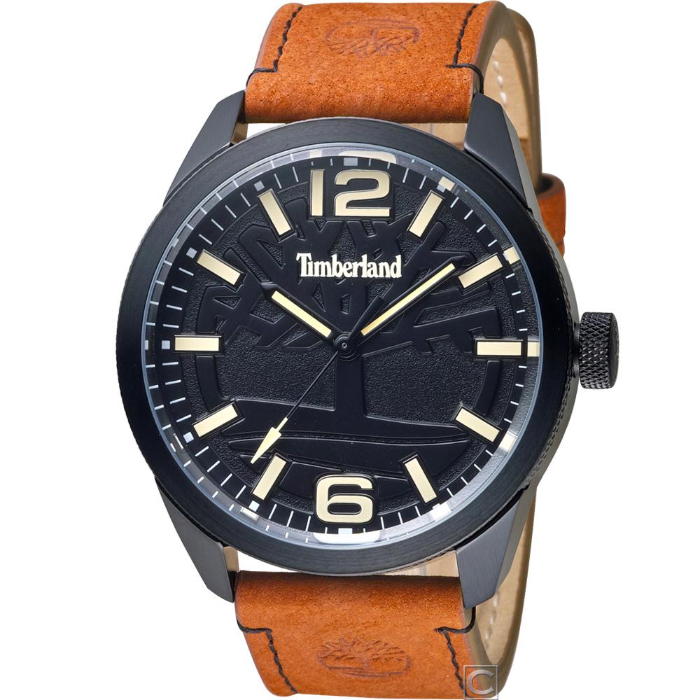 Timberland 叢林追蹤 時尚腕錶(TBL.15313JSB/02)47mm