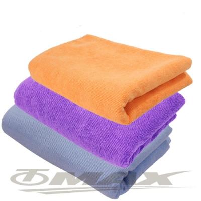 omax台製超細纖維大浴巾-<b>2</b>入(顏色隨機)