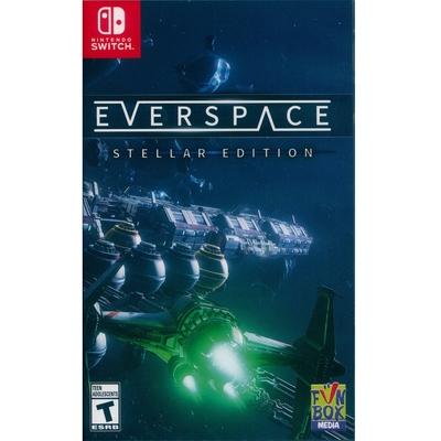 永恆空間 恆星版 EVERSPACE: Stellar Edition - NS Switch 中英日文美版