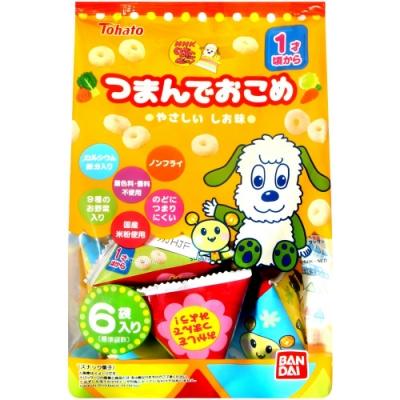 BANDAI 狗狗家族圈圈餅乾(24g)