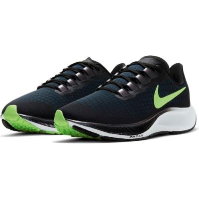 NIKE 慢跑鞋 男鞋 休閒 路跑 健身 運動鞋 黑 BQ9646001  AIR ZOOM PEGASUS 37