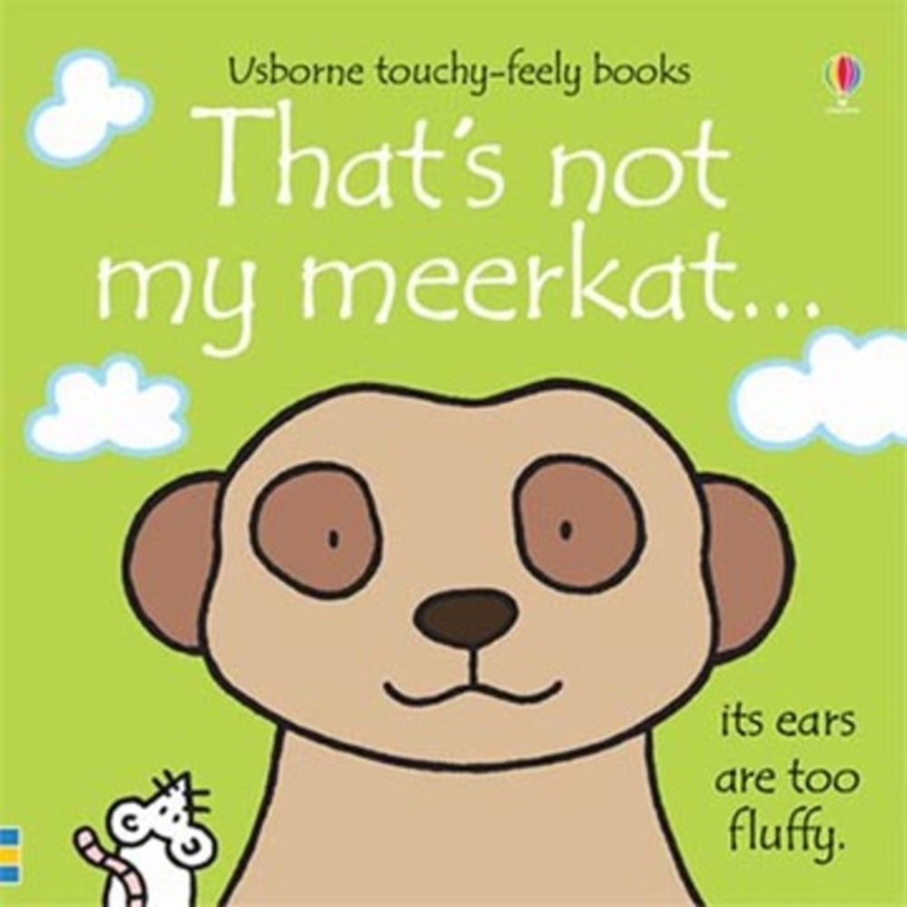 That's Not My Meerkat 那不是我的貓鼬觸摸書
