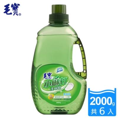 毛寶 小蘇打洗碗精(2000gx6入)