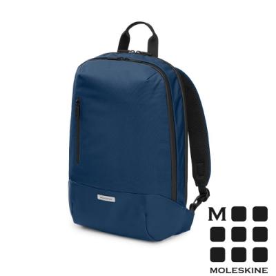 MOLESKINE METRO系列薄型後背包-寶藍