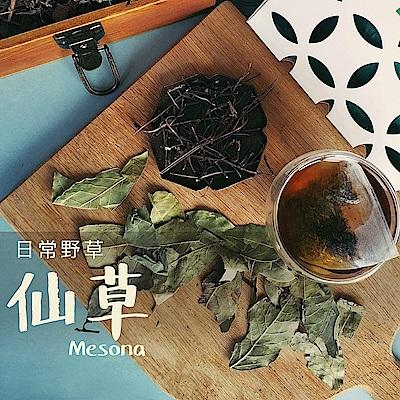 日常野草 隨遇而安 仙草青草茶(5gx10包/盒)