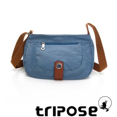 tripose 微旅系列淑女側肩包(小) 淺藍