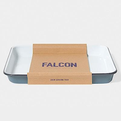 Falcon 獵鷹琺瑯 琺瑯托盤 灰藍