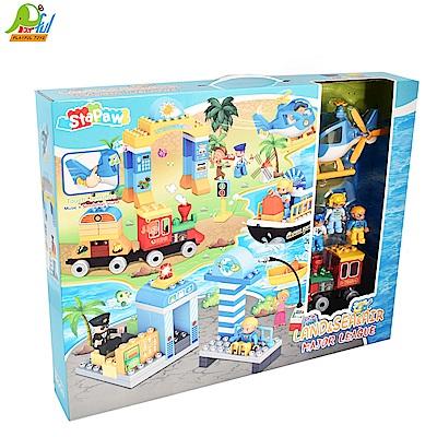 Playful Toys 頑玩具 海陸空積木