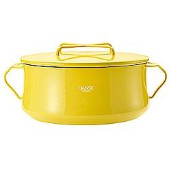 DANSK 琺瑯雙耳燉煮鍋2.2公升(限定色)