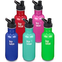 美國Klean Kanteen不鏽鋼冷水瓶532ml
