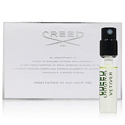 CREED ORIGINAL VETIVER 綠香岩蘭男性香水針管 2.5ml