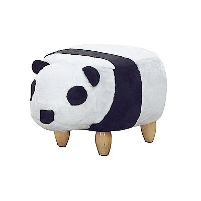 LOVE樂芙-造型椅熊貓-寬33深66高35公分