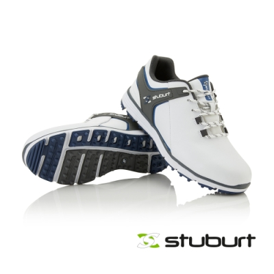 【STUBURT】英國百年高爾夫球科技防水練習鞋EVOLVE 3.0 SPIKELESS SBSHU1128
