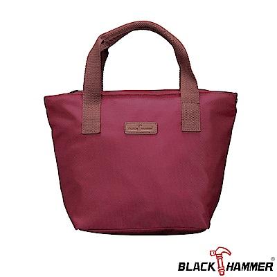 BLACK HAMMER 旅行手提包-紅