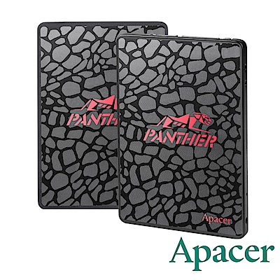 Apacer AS350 480GB 2.5吋 SATA III 固態硬碟