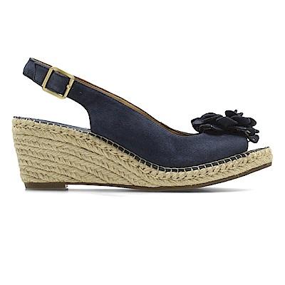 Clarks Petrina Bianca 女涼鞋 深藍