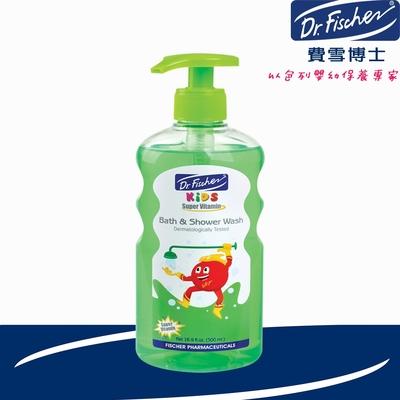 【Dr.Fischer 費雪博士】小孩超級維生素沐浴乳-500ml