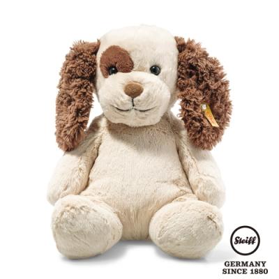 STEIFF德國金耳釦泰迪熊 Peppi Whelp 頑皮狗狗 (動物王國) 40cm