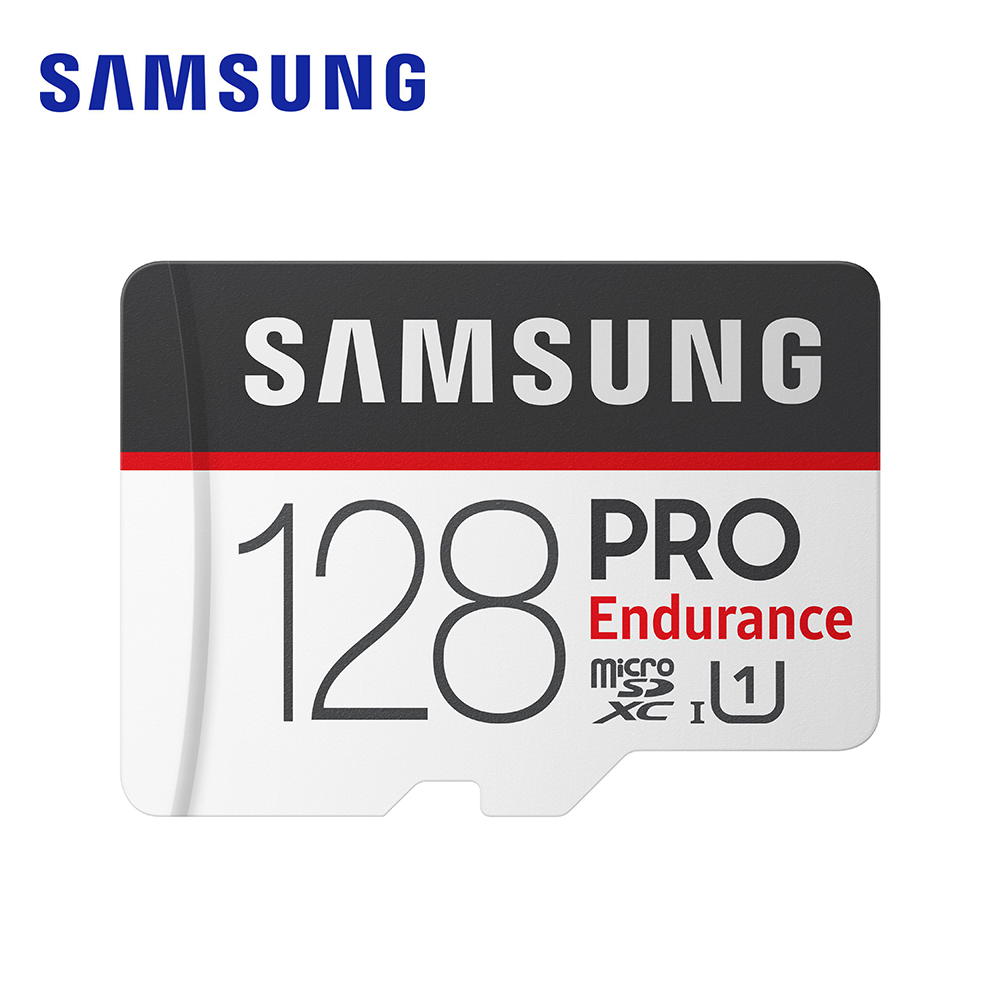Samsung PRO Endurance microSDXC 128GB 高耐用記憶卡