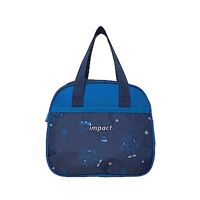 【IMPACT】機器人午餐袋-深藍色 IM00N05NY