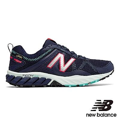 New Balance 越野跑鞋 WT 610 GX 5  女 深藍