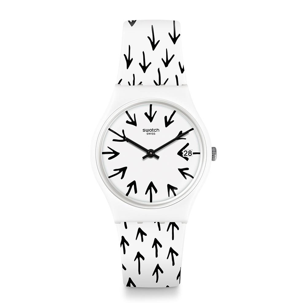 Swatch FRECHIA 即興創作手錶