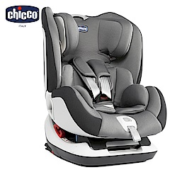 chicco-Seat up 012 Isofix安全汽座-煙燻灰