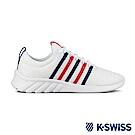 K-SWISS Aeronaut Classic休閒運動鞋-男-白/藍/紅
