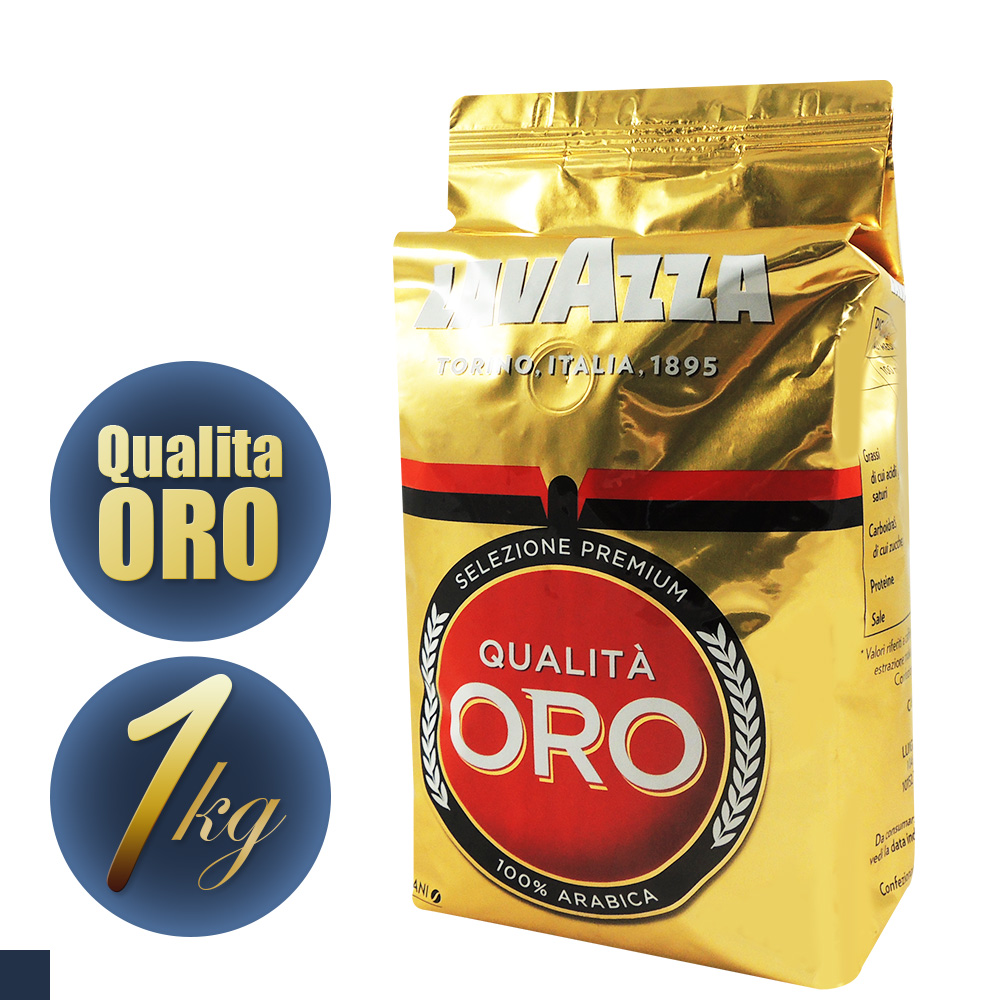 義大利LAVAZZA ORO咖啡豆(1000g)