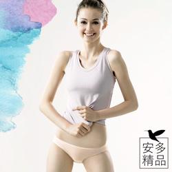 安多精品SEXY繽紛Bikini免洗褲 (性感低腰三角) - 淑女型 (5入/包)