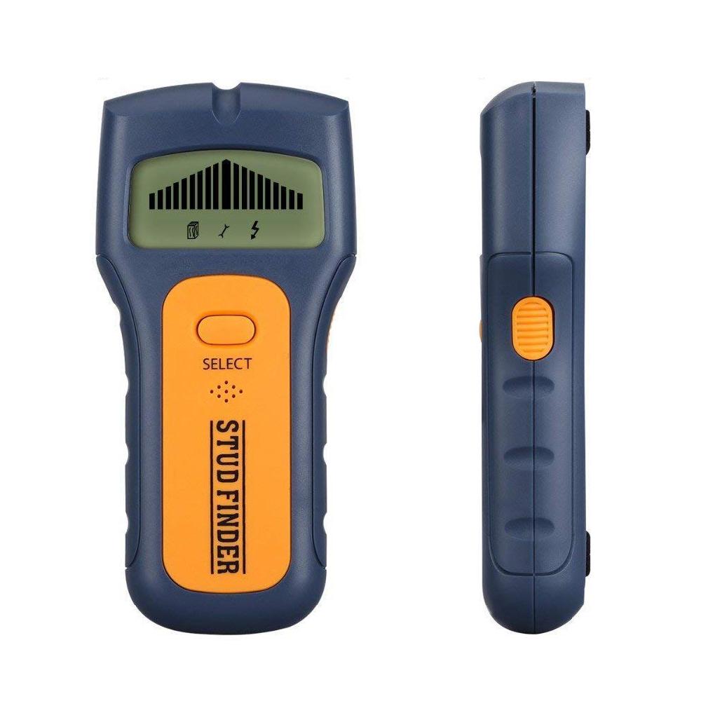居家裝修 手持金屬探測器/三合一牆體探測儀/電線位置檢測設備