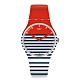 Swatch New Gent 原創系列手錶 MAGLIETTA -41mm product thumbnail 1