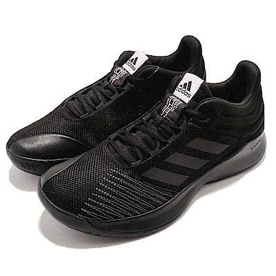 adidas 籃球鞋 Pro Spark Low 運動 男鞋