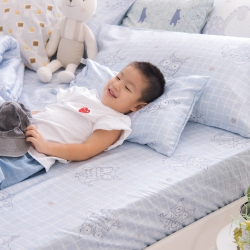OLIVIA 魔法森林 加大雙人床包美式枕套三件組 230織天絲TM萊賽爾 台灣製