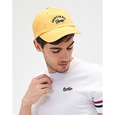 CACO-美式立體電繡老帽-(三色)-男【SAR020】