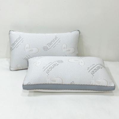 澳洲Simple Living 專利科技可調整型天絲獨立筒抑菌水洗枕-一入
